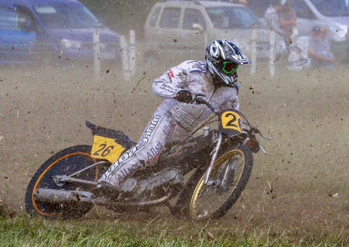 Grass Track Rider