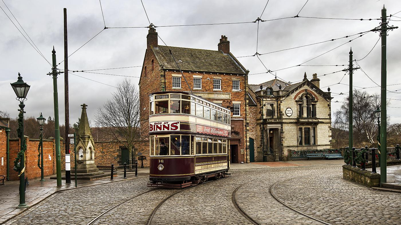 1920's Tram