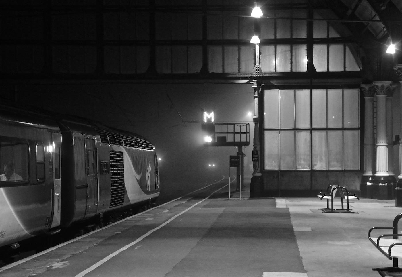 Darlington Station