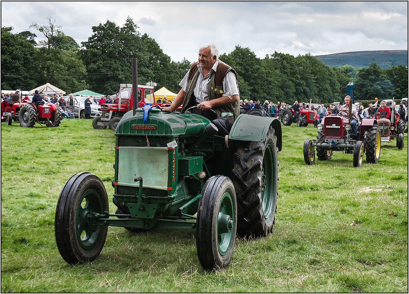 Follow the Fordson