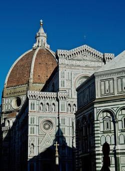 Light and Shade at the Duomo