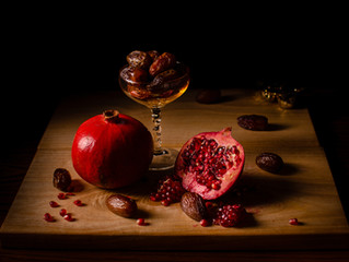 Website Updated with the 'Food' Themed Competition Results, including the Winning Images