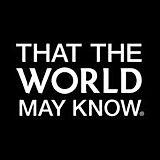 That the World May Know—Ray Vander Laan