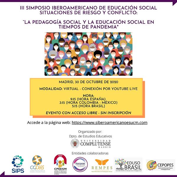 III SIMPOSIO IBEROAMERICANO DE EDUCACION