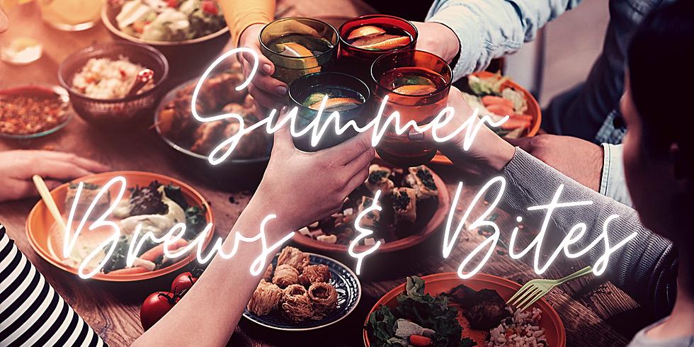 Summer Brews & Bites @ Le Chien Brewery