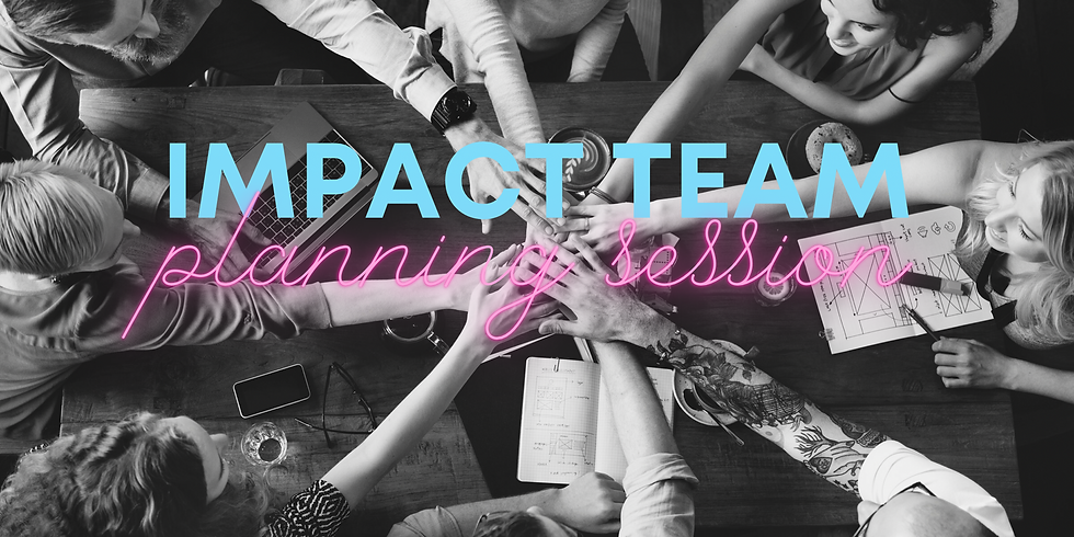 Impact Team Planning Session