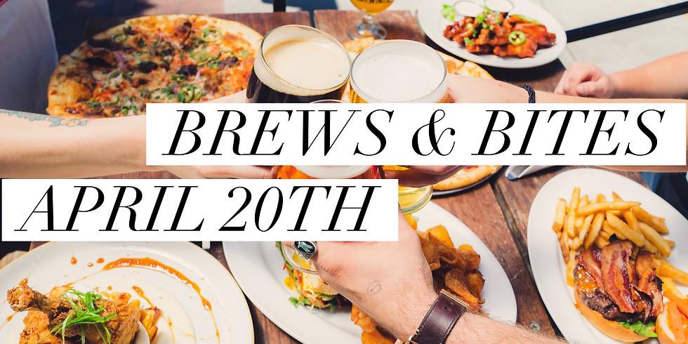 Brews & Bites @ Mid City Beer Garden