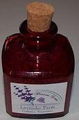 Heaven Scent Lavender Farm Culinary Lavender in a Square Bottle