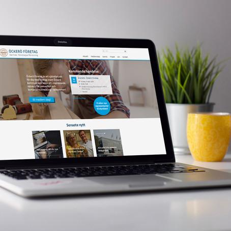 Välkommen till vår nya hemsida!