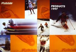 Rottefella - produktkatalog, cover