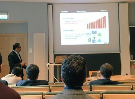 Smoltek congratulate our first industrial PhD