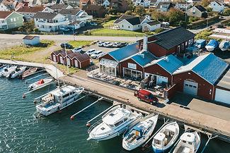 Havskatten - ny webbplats & foton