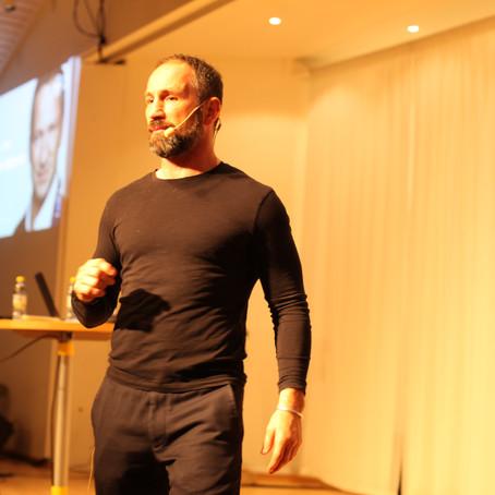 Välbesökt inspirationsmöte med Paolo Roberto