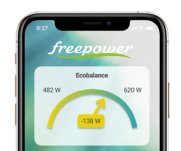 Freepower Solar Boat - Ecobalance måler