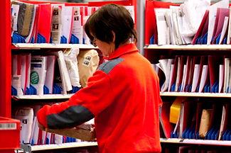 Posten Norges postmottagaresystem
