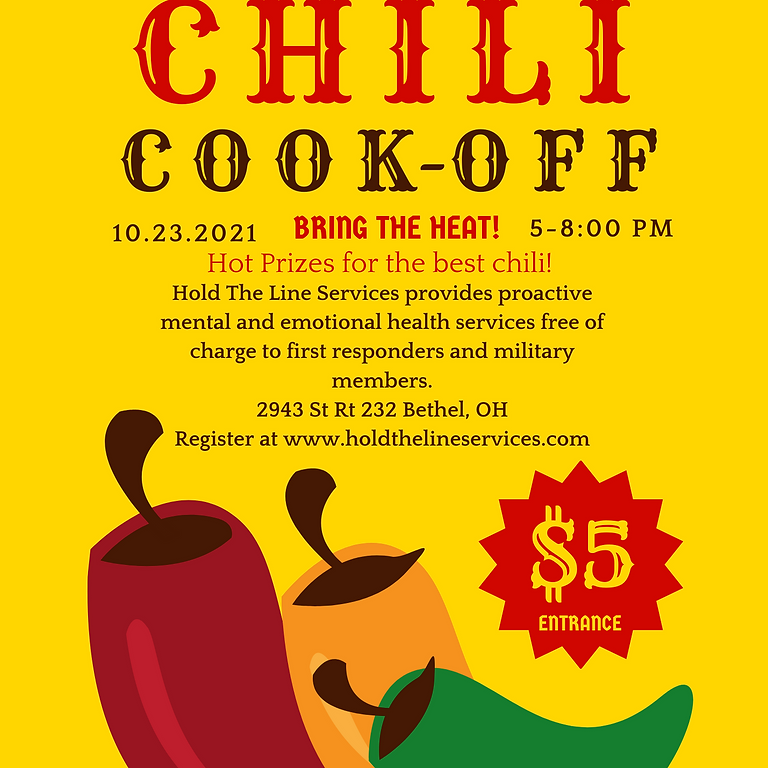 Chili Cookoff-Arena Fundraiser