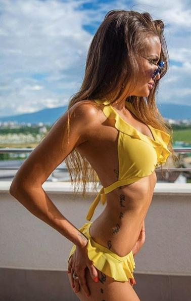 Fame Management Пламена Петрова