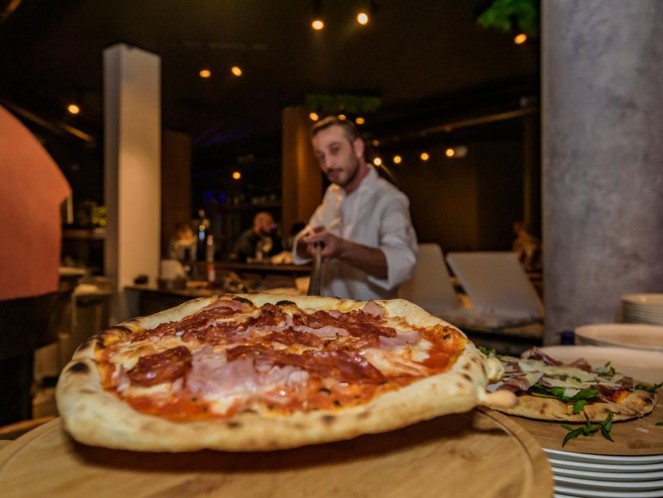 IL Siciliano pizza chef