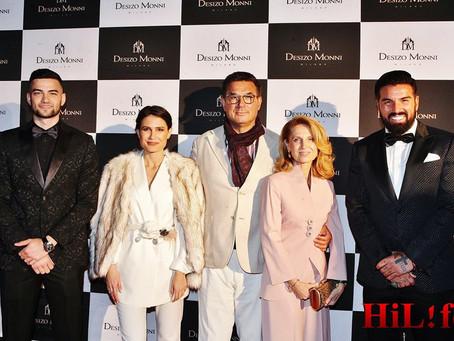 Първото в България 3D Mapping Fashion Show