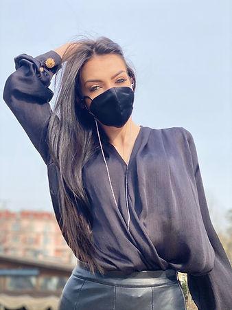 Luxus Luxury Face Mask