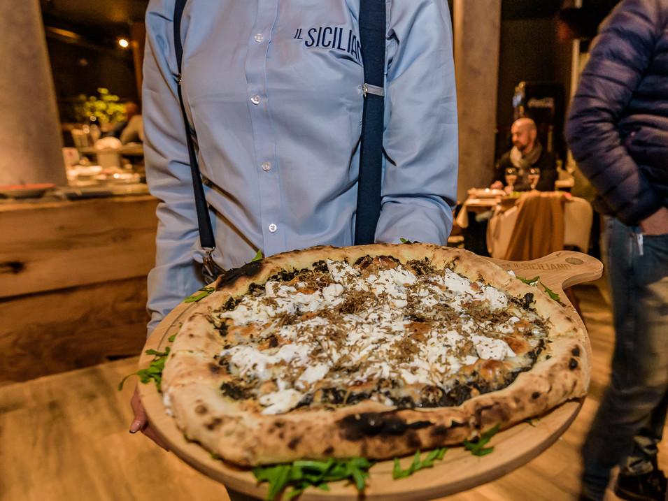 IL Siciliano Al tartufo