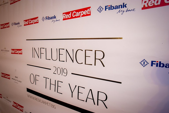 Fame Management - Influncer of the Year 2019