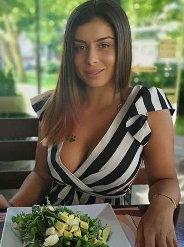 Fame Management Моника Аргирова