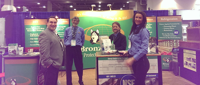 Our Bronz-Glow staff is ready to answer your corrosion protection questions.