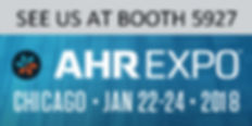Register to attend 2018 AHR Expo in Chicago with Bronz-Glow