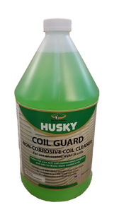 Husky Coil Guard is safe and easy to use.