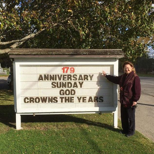Celebrating 179 th Annivesary October 27