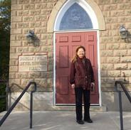 Pastor Laura Borgerson #morganspointunit