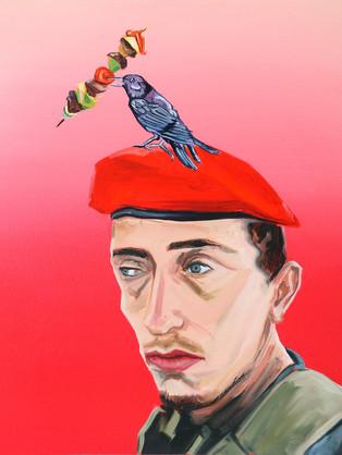 SKEWER AND BIRD