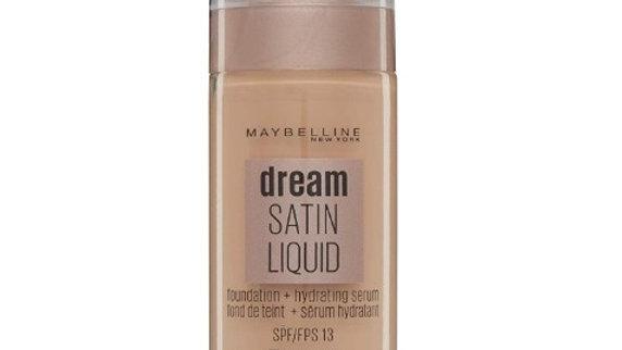 Maybelline Dream Satin Liquid Foundation - BRONZE BEIGE