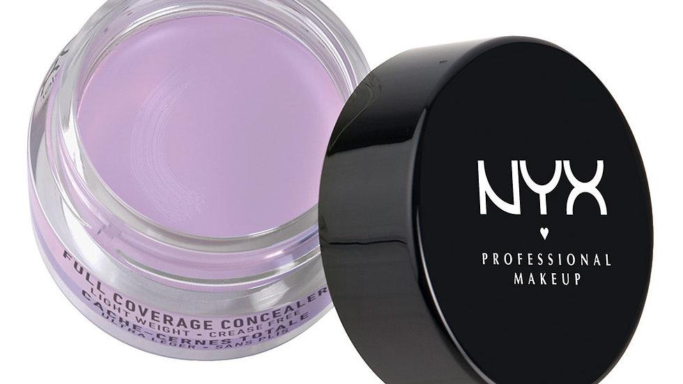 NYX  Concealer Jar -LAVENDER
