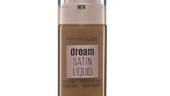 Maybelline Dream Satin Liquid Foundation - RICH COCOA