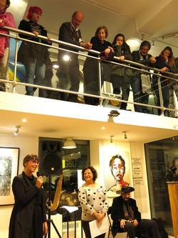 Vernissage Expo Galerie Têt'de L'Art