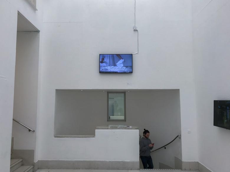obsession installation-sculpturing