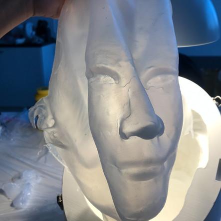 my silicon face