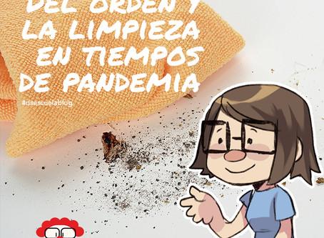 Del orden y la limpieza en tiempos de pandemia