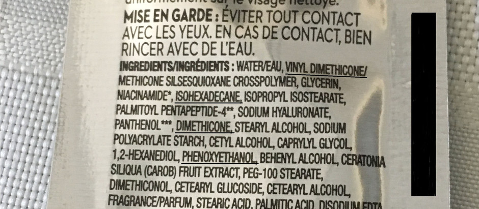 TOXIC INGREDIENTS in Skin Care Products