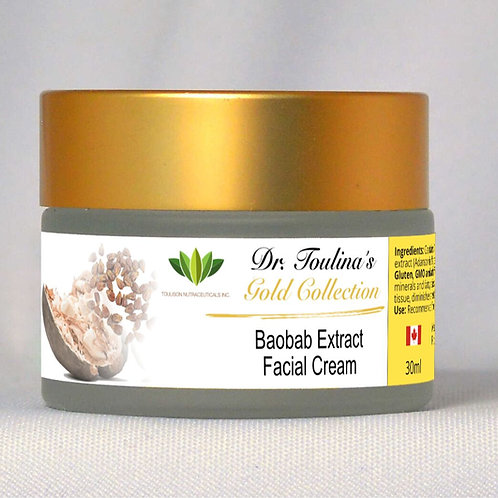 Baobab Extract Facial Cream