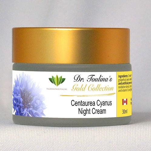 Centaurea Cyanus Night Cream