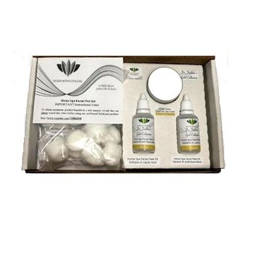 Home Spa Facial Peel Kit (10 session)