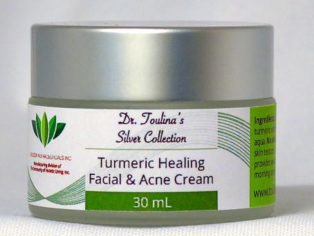 Testimonial of Healing Applications of Turmeric Cream