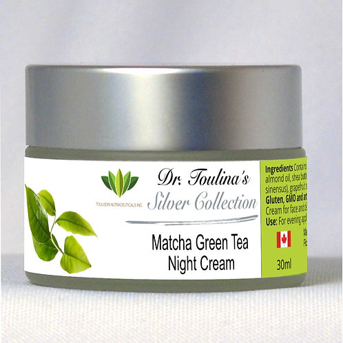 Matcha Green Tea Night Cream