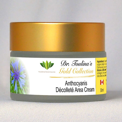 Anthocyanins Décolleté Area Cream