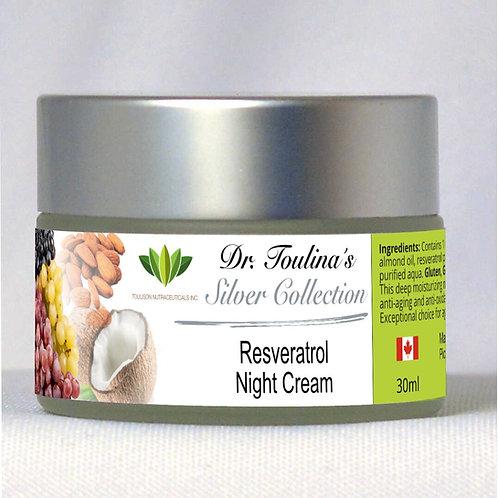 Resveratrol Night Cream
