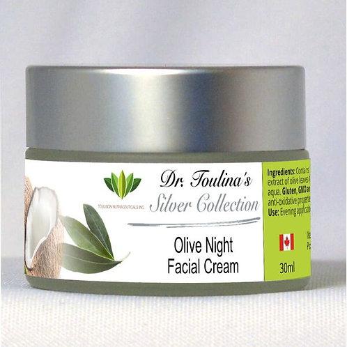 Olive Night Facial Cream