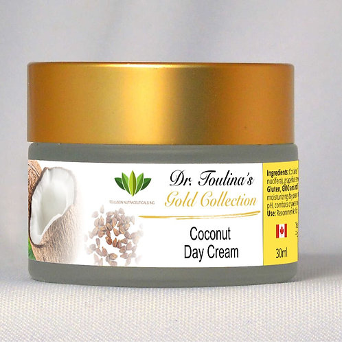 Coconut Day Cream